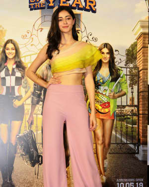 Photos: Trailer Launch Of Film Student Of The Year 2 at PVR   Picture 1642187