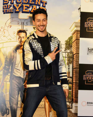 Photos: Trailer Launch Of Film Student Of The Year 2 at PVR   Picture 1642191