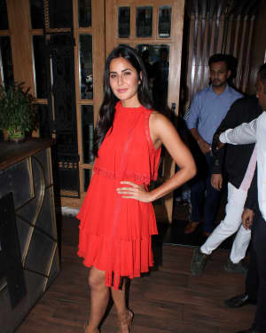 Photos: Katrina Kaif Shoots For Arbaaz Khan's Show