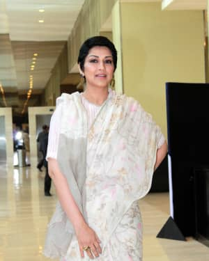 Photos: Sonali Bendre at The Discussion of 5th International Conference 'CAHOCON 2019'