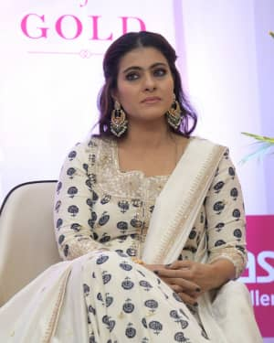 Photos: Kajol Unveils Joyalukkas Akshaya Tritiya 2019 Collection
