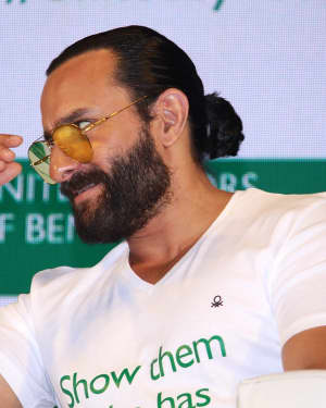 Saif Ali Khan - Photos: United By Vote Campaign Launch