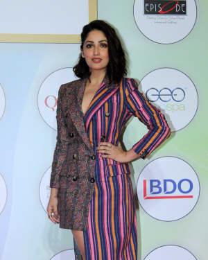 Yami Gautam - Photos: Global Spa Awards 2019