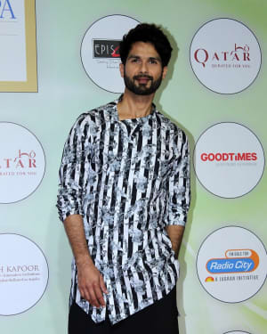 Shahid Kapoor - Photos: Global Spa Awards 2019