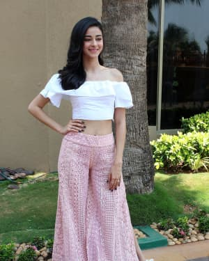 Ananya Pandey - Photos: Song Launch Of Film Student Of The Year 2 | Picture 1643994