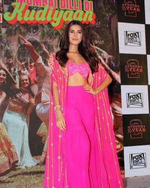 Tara Sutaria - Photos: Song Launch Of Film Student Of The Year 2 | Picture 1643988