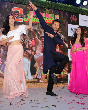 Photos: Song Launch Of Film Student Of The Year 2 | Picture 1643990