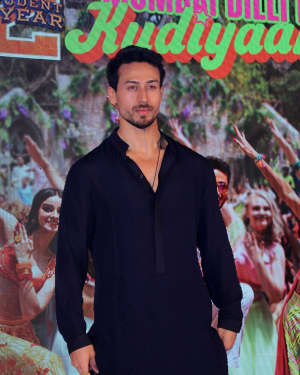 Tiger Shroff - Photos: Song Launch Of Film Student Of The Year 2