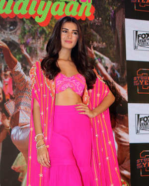 Tara Sutaria - Photos: Song Launch Of Film Student Of The Year 2 | Picture 1643982