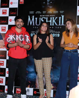 Photos: Song Launch Of 'Yu Hi Nahi' From Film 'Mushkil'