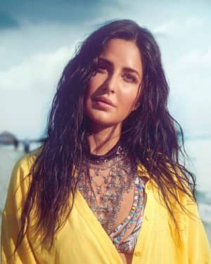 Katrina Kaif For Elle India 2019 Photoshoot