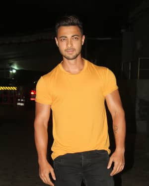 Aayush Sharma - Photos: Screening Of Film Khandaani Shafakhana At Pvr Icon | Picture 1671196