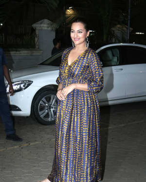 Sonakshi Sinha - Photos: Screening Of Film Khandaani Shafakhana At Pvr Icon