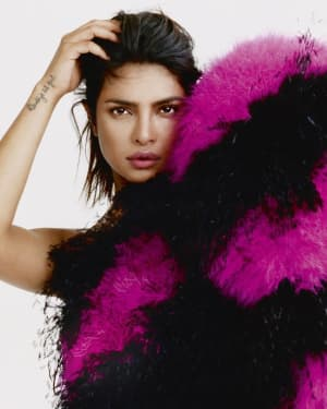 Priyanka Chopra Jonas For Elle UK 2019 Photoshoot