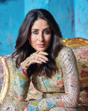 Kareena Kapoor For Khush Wedding 2019 Photoshoot