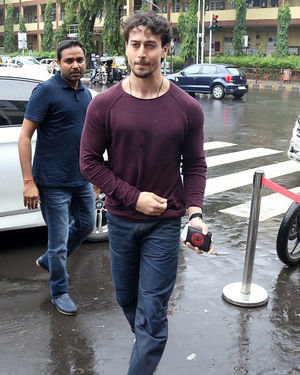 Tiger Shroff - Photos: Celebs Spotted at Bastian