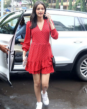 Ananya Pandey - Photos: Celebs Spotted at Bastian | Picture 1672521