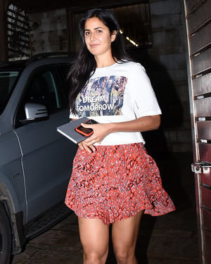 Photos: Katrina Kaif  Spotted At Zoya Akhtar's House
