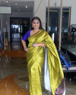 Vidya Balan - Photos: Media Interactions For The Film Mission Mangal At Sun N Sand   Picture 1672540