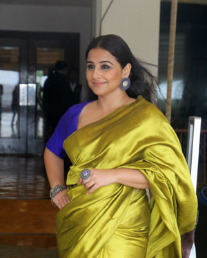 Vidya Balan - Photos: Media Interactions For The Film Mission Mangal At Sun N Sand   Picture 1672542