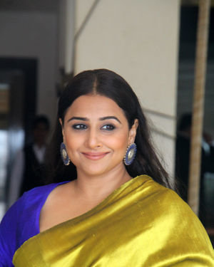 Vidya Balan - Photos: Media Interactions For The Film Mission Mangal At Sun N Sand   Picture 1672544