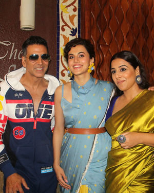 Photos: Media Interactions For The Film Mission Mangal At Sun N Sand | Picture 1672555