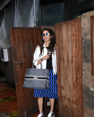Isha Koppikar - Photos: Celebs Spotted At Indigo In Bandra | Picture 1673209
