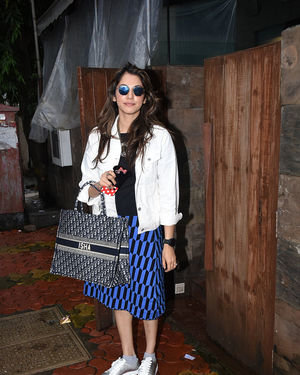 Isha Koppikar - Photos: Celebs Spotted At Indigo In Bandra | Picture 1673212