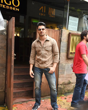 Sooraj Pancholi - Photos: Celebs Spotted At Indigo In Bandra
