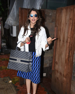 Isha Koppikar - Photos: Celebs Spotted At Indigo In Bandra | Picture 1673213