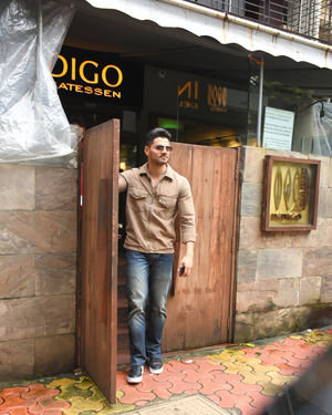 Sooraj Pancholi - Photos: Celebs Spotted At Indigo In Bandra | Picture 1672892