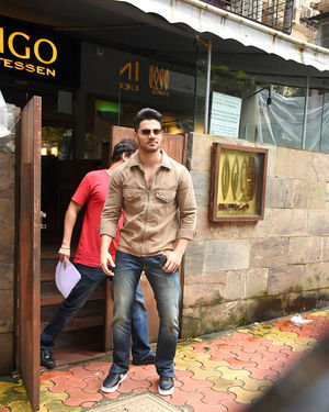 Sooraj Pancholi - Photos: Celebs Spotted At Indigo In Bandra | Picture 1672895