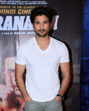 Rajeev Khandelwal - Photos: Interview With Pranaam Movie Team | Picture 1672877