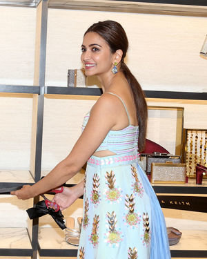 Photos: Kriti Kharbanda At The Launch Of Charles & Keith's Wedding Collection | Picture 1673223