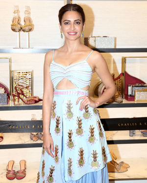 Photos: Kriti Kharbanda At The Launch Of Charles & Keith's Wedding Collection