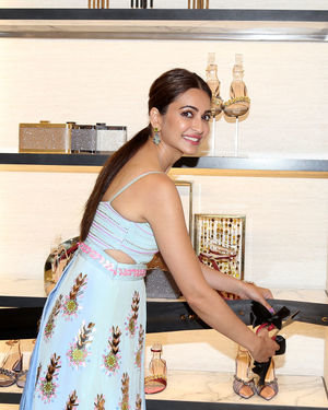 Photos: Kriti Kharbanda At The Launch Of Charles & Keith's Wedding Collection | Picture 1673218