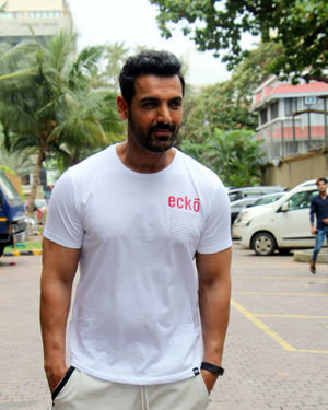 John Abraham - Photos: Interview With Batla House Movie Team | Picture 1673491