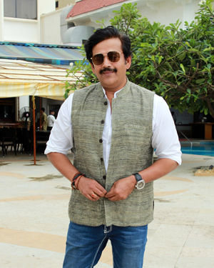Ravi Kishan - Photos: Promotion Of Film Mission Mangal At Sun N Sand | Picture 1673460