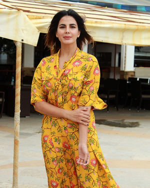 Kirti Kulhari - Photos: Promotion Of Film Mission Mangal At Sun N Sand | Picture 1673464