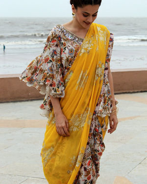 Photos: Taapsee Pannu Promotes Mission Mangal At Sun N Sand | Picture 1673418