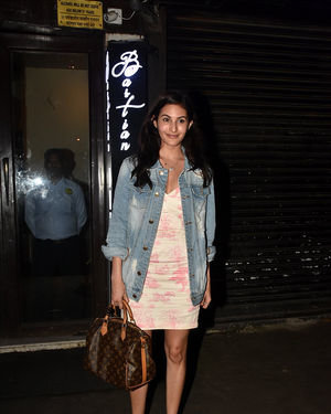 Amyra Dastur - Photos: Celebs Spotted at Bastian | Picture 1673613