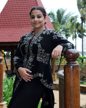 Vidya Balan - Photos: Promotion Of Film Mission Mangal At Jw Marriot