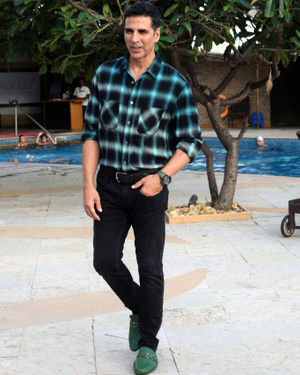 Akshay Kumar - Photos: Media Interactions For The Film Mission Mangal At Sun N Sand | Picture 1675880