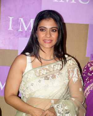 Photos: Kajol Inaugurates The Imc Ladies Wing Exhibition At NSCI Worli