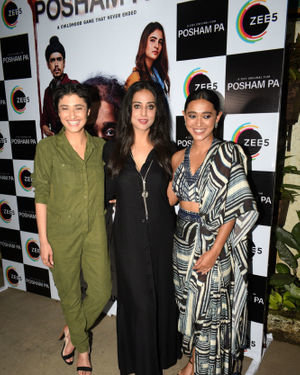 Photos: Screening Of Webseries Posham Pa At Sunny Sound   Picture 1677050