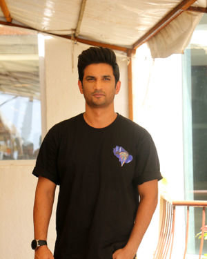 Sushant Singh Rajput - Photos: Media Interactions Of Film Chhichhore At Sun N Sand