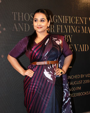 Vidya Balan - Photos: Launch Of Book 'Those Magnificent Women And Their Flying Machines'