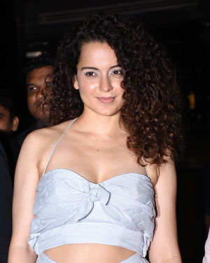 Kangana Ranaut - Photos: Celebs Spotted At Bkc