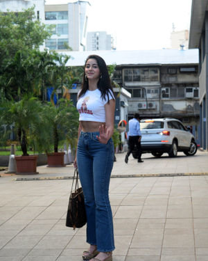 Ananya Pandey - Photos: Celebs Spotted at Andheri
