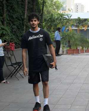 Ishaan Khattar - Photos: Celebs Spotted at Andheri